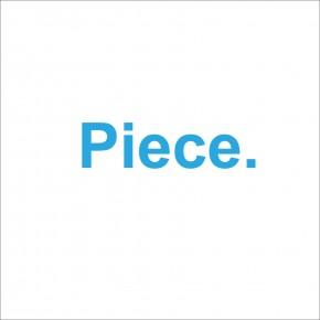 あなたのPiece.をつくるプロジェクトです。